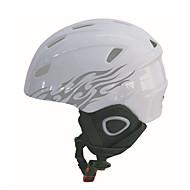 Hjelm Unisex One Piece / Sport Sport Helmet Sne Helmet PC / EPS / Kulfiber+EPS Snesport