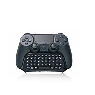Kiegészítő készletek / Egér és billentyűzet Mert PS4 / Sony PS4 Újratölthető / Bluetooth