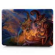 halloween boszorkány minta macbook számítógép esetében macbook air11 / 13 pro13 / 15 profi retina13 / 15 macbook12
