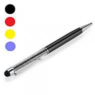 아이폰 / 아이팟 / 아이 패드 / 삼성 및 다른 새로운 스타일 시리즈 용량 스타일러스 터치 스크린 펜 전기 도금 금속 용량 펜을 szkinston