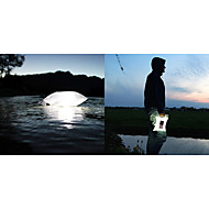 gonflable portable conduit ip68 lumière solaire lanterne de camping