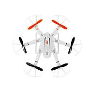 Drone FQ777 4-kanaals 6 AS 2.4G RC quadcopter Headless-modus 360 Graden Fip Tijdens Vlucht Station GroundRC Quadcopter Afstandsbediening