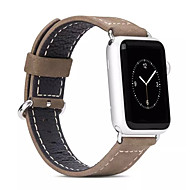 HOCO R Genuine Leather Simple Classic Buckle Watchband Replacement for Apple Watch 38mm/42mm