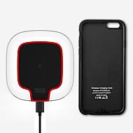 제나라 표준 mindzo 무선 충전기 키트 터치 제어 광 완벽하게 맞지는 아이폰 6 아이폰 기가 만들어