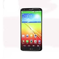 υψηλή διαφάνεια προστατευτικό οθόνης HD LCD για LG G2 (3 τεμάχια)