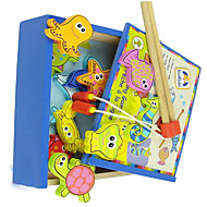 Pretend Play Square Wood Rainbow For Boys / For Girls