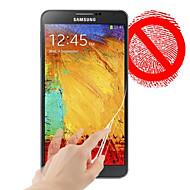 Ochraniacz na matowy ekran Samsung Galaxy Galaxy Note 3 (3 sztuki)