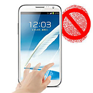 matte screen protector voor de samsung galaxy note 2 n7100 (1st)