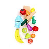 Rollelegetøj Originale Firkantet Træ Regnbue Til drenge Til piger