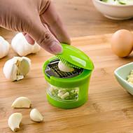 Chalote / Ajo / Jengibre Pelador y del rallador For Para utensilios de cocina Plástico / Acero InoxidableAlta calidad / Cocina creativa