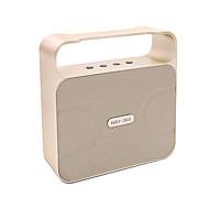 רמקולים Bluetooth אלחוטית 2.0 CHנייד / חוץ / Bult-מיקרופון / תומך בכרטיס זיכרון / התמיכה FM / דיסק USB תמיכה / סטריאו / קול היקפי / Mini