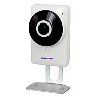 720p HD-Netzwerk-185 Grad Fisheye p2p WiFi IP-Kamera mit Sicherheit zu Hause