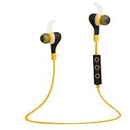 中性生成物 BT-50 イヤバッド(イン・イヤ式)Forメディアプレーヤー/タブレット 携帯電話 コンピュータWithマイク付き DJ ボリュームコントロール FMラジオ ゲーム スポーツ ノイズキャンセ Hi-Fi 監視 Bluetooth