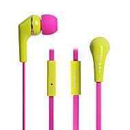 Nøytral Produkt HST-15 Øreplugg-hodetelefoner (i ørekanalen)ForMedie Avspiller/Tablett Mobiltelefon ComputerWithMed mikrofon DJ FM Radio