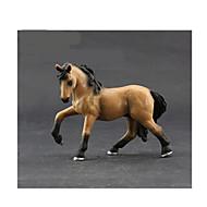 Pretend Play Model & Building Toy Novelty Horse Plastic Khaki For Boys