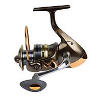 Carrete de la pesca Carretes para pesca spinning 2.6:1 13 Rodamientos de bolas Intercambiable Pesca en General-LF2000