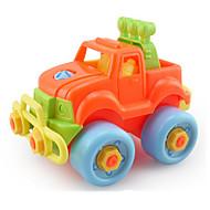 SUV Giocattoli Giocattoli Car 01:50 Plastica Arcobaleno Modellino e gioco di costruzione