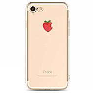 Varten Kuvio Etui Takakuori Etui Hedelmä Pehmeä TPU varten Apple iPhone 7 Plus iPhone 7 iPhone 6s Plus/6 Plus iPhone 6s/6 iPhone SE/5s/5
