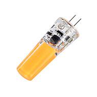 5W G4 LED Φώτα με 2 pin T 1 COB 300-400 lm Θερμό Λευκό Ψυχρό Λευκό Με Ροοστάτη Διακοσμητικό DC 12 AC 12 AC 24 DC 24 V 1 τμχ