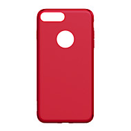Baseus For Other Case Back Cover Case Solid Color Soft TPU for Apple iPhone 7 Plus iPhone 7