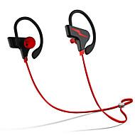 bluetooth 4.1 sans fil intra-auriculaires stéréo écouteurs de sport de la hotte avec un casque micro musique hifi le sport en cours