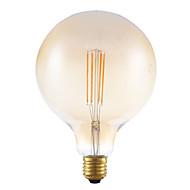 4ワットE27は、フィラメント電球のG125を率いて4 COB 350 LMアンバー調光可能な装飾のAC 220-240V