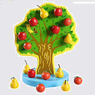 Magnetic Christmas Tree Apple Tree Toys Cognitive Toy For Children Educational Toy Leisure Hobby Toys