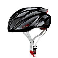 スポーツ 男女兼用 バイク ヘルメット 21 通気孔 サイクリング サイクリング マウンテンサイクリング ロードバイク レクリエーションサイクリング 登山 ハイキング PC EPS ホワイト ブラック ブルー オレンジ