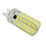 5W G9 E12 E26/E27 E17 Żarówki LED bi-pin T 80 SMD 5730 400-500 lm Ciepła biel Zimna biel Ściemniana Dekoracyjna V 1 sztuka