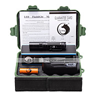 Annen LED Lommelygter Lommelyktsett LED 3000 Lumens 3 Modus Cree XM-L L2 14500Camping/Vandring/Grotte Udforskning Dagligdags Brug