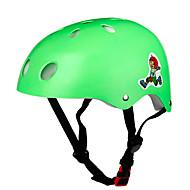 スポーツ 子供用 男女兼用 バイク ヘルメット 6 通気孔 サイクリング サイクリング マウンテンサイクリング ロードバイク レクリエーションサイクリング 登山 ハイキング EPS ABS樹脂 ホワイト ブラック ブルー