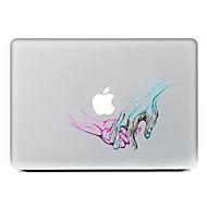 1 τμχ Προστασία από Γρατζουνιές Ελαιογραφία Πλαστικές διάφανες Αυτοκόλλητο Μοτίβο ΓιαMacBook Pro 15'' with Retina MacBook Pro 15 ''