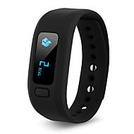DMDG UP2 Slimme armband Slim horloge Waterbestendig Verbrande calorieën Stappentellers Sportief Wekker Slaaptracker Bluetooth 4.0iOS