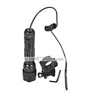 Rasvjeta LED svjetiljke Set baterijskih svjetiljki LED 2000 Lumena 5 Način Cree XM-L T6 18650Kampiranje / planinarenje / Speleologija