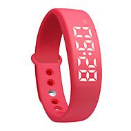 DMDG W5P Smart armbånd SmarturVandafvisende Lang Standby Brændte kalorier Skridttællere Træningslog Søvnmåler Temperatur Display