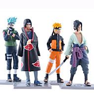 Anime Akciófigurák Ihlette Naruto Naruto Uzumaki PVC 19 CM Modell játékok Doll Toy