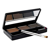 1Pcs Professional Eye Brow Makeup Waterproof Glitter And Shimmer Eyebrow Powder Palette Eye Shadow Make Up Set Kit By Tutu