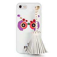Voor Patroon DHZ hoesje Achterkantje hoesje Cartoon Zacht TPU voor AppleiPhone 7 Plus iPhone 7 iPhone 6s Plus iPhone 6 Plus iPhone 6s
