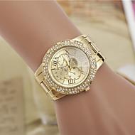 Women's High-Grade Marble Mirror Leisure Quartz Watch Set Auger Pure Bracelet Watch Cool Watches Unique Watches