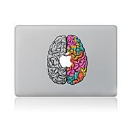 For MacBook Air 11 13/Pro13 15/Pro With Retina13 15/MacBook12 Color The Brain Decorative Skin Sticker
