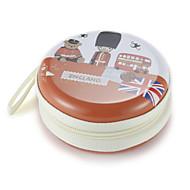 Fidget handspinner vinger tas britse windmetaal oortelefoon universele case