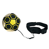 De lagere en middelbare school kinderen voetbaltraining apparatuur om te helpen bij de opleiding van personal training