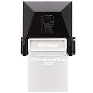 Kingston dtduo3 64 USB 3.0 flash drive OTG Micro USB mini ultra-kompaktni