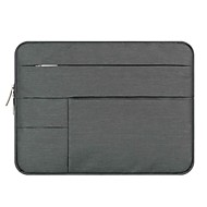 Manga impermeável impermeável multifunction do saco do caderno para o macbook air 11.6 / 13.3 macbook 12 macbook pro 13.3 / 15.4
