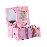 Music Box Music Classic & Timeless Plastic Pink