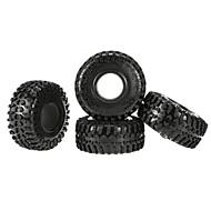 Genel RC Tire Lastik RC Arabalar / Buggy / Kamyonlar Kauçuk pet Plastik