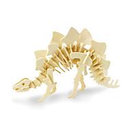 Jigsaw Puzzle 3D építőjátékok Építőkockák DIY játékok Dinoszaurus Fa Építő játékok