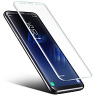 ZXD 3D Curved soft Screen Protector For Samsung Galaxy S8 S8 PLUS Full tpu Cover Protective Film For Galaxy S8 PLUS(Not Tempered Glass)