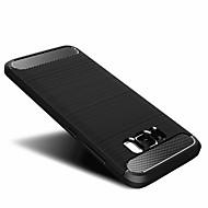 Samsung Galaxy S8 plus S8 suojus iskunkestävä takakansi linjoja aaltoja pehmeä TPU