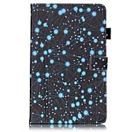 Για Θήκες Καλύμματα Πορτοφόλι Θήκη καρτών με βάση στήριξης Ανοιγόμενη Με σχέδια Πλήρης κάλυψη tok Τοπίο Σκληρή PU Δέρμα για SamsungTab S2